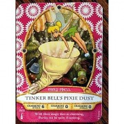 Sorcerers Mask of the Magic Kingdom Game Walt Disney World - Card #20 - Tinker Bell's Pixie Dust
