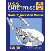 U.S.S. Enterprise Manual (Robinson Ben)(Cartonat) (9781844259410)