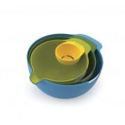JOSEPH JOSEPH Nest Mix Set 3 zdjele sa separatorom za jaja