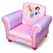 Fotoliu cu Cadru din Lemn Happy Baby - Disney Princess