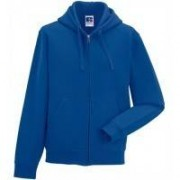 Authentic Zipped Hood Bright Royal