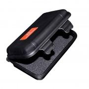 Meco Original KZ Foam Dust-proof Moistureproof Cable Accessory Storage Bag Box for Earphone Headphone