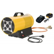 Generator de aer cald pe gaz MASTER BLP 17 M DC - cu acc