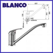Blanco Daras хром