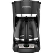 Black & Decker 1DT3BC9SA3I8 Personal Coffee Maker(Black)