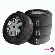 ProPlus Profi komplet 4 XL pokrova za auto gume u torbi 390053
