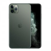 Смартфон Apple iPhone 11 Pro Max, 4GB/256GB, 6.5 инча (2688 x 1242), iOS 13, Nano-SIM, Midnight Green, MWHM2GH/A