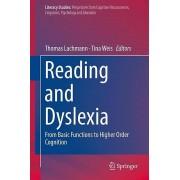 Reading and Dyslexia par Édité par Thomas Lachmann & Édité par Tina Weis