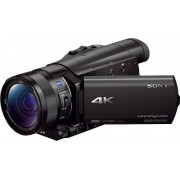 Sony »FDR-AX100« Camcorder (4K Ultra HD, NFC, WLAN (Wi-Fi), 12x opt. Zoom, Golf Shot, CinemaTone)