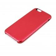 ER Funda Ultra Slim Silicona Suave Para El IPhone 6/6s-red