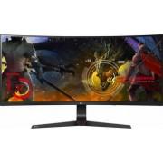 Monitor Gaming Curbat LED 34 LG 34UC89G-B Full HD IPS G-Sync 144Hz 5ms