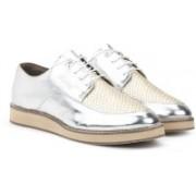 Bata KIARA Casual Shoes For Women(Silver)