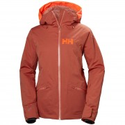 Helly Hansen mujeres Glory Light Insulated Stretch chaqueta de esqui rojo XL