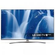 "Smart TV LG 82UM7600PLB 82"" 4K Ultra HD LED WiFi Argintiu"