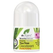 Organic Tea Tree Roll-on Deodorant 50ml