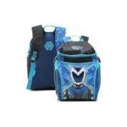 Mochila De Costas Infantil Sestini G 16z Azul Max Steel