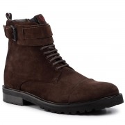 Туристически oбувки STRELLSON - Nimo Nico 4010002716 Dark Brown 702