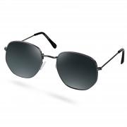 Waykins Lunettes de soleil Wallis noir & gris