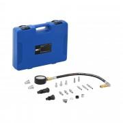 Cylinder Compression Tester - 0-70 bar - 70 mm pressure gauge - 45 cm hose