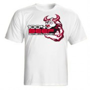 Camiseta 100% Beef Blanca