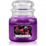 Country Candle Wild Berry Balsamic vonná svíčka 453 g