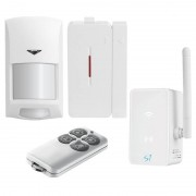 BROADLINK Kit de alarme Broadlink SmartONE S1