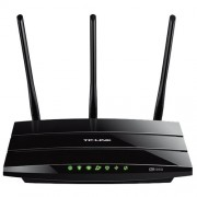TP-Link - Archer AC1350 Dual-Band Wi-Fi 5 Router - Black
