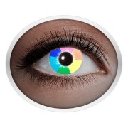 Lenti a contatto iridati (UV Rainbow)