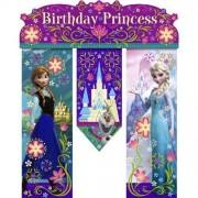 Hallmark Frozen inspirado Feliz Fiesta de cumpleaños signo