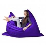 CrazyShop Sedací vak Standard 144×180 cm, fialová