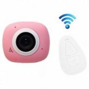 Camera Sport iUni Dare G3i Blue Full HD WiFi Telecomanda