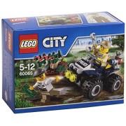 Lego City Police ATV Patrol, Multi Color