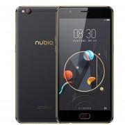 Smartphone ZTE Nubia M2 Dual Sim (4+64GB) - Dorado Negro