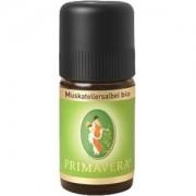Primavera Health & Wellness Essential oils Organic Clary Sage 5 ml