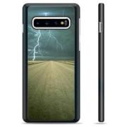 Samsung Galaxy S10+ Beschermende Cover - Storm