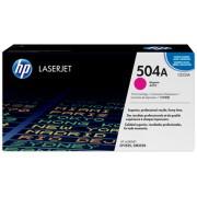 Original HP 504A / CE253A CM3530 / CP3525 Magenta Toner Cartridges 7000 pages