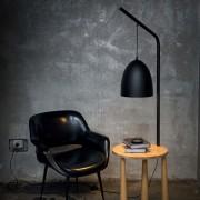 Lampadar PIANO PT1 negru 145365, lemn natur/metal negru