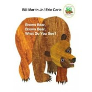 Brown Bear, Brown Bear, What Do You See', Hardcover/Bill Martin