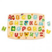 Hape International Hap-E1505 Alphabet Peg Puzzle