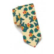 Original Penguin Hibiscus Digital Tie YELLOW
