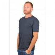 Alan Red T-Shirt Vermont Blue