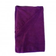 Twotags Microfibre Zip Pocket Small Towel Purple