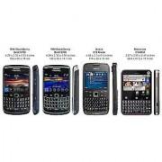 BLACKBERRY BOLD 3 9780 Internal Memory 256 MB Refurbished Phone