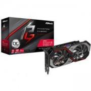 Видео карта Asrock Radeon RX 5600 XT Phantom Gaming D2 6G OC, ASR-VC-RX5600XT-PGD2-6GO