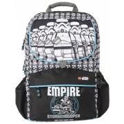 Ghiozdan scoala Starter Plus Core Line Star Wars Stormtrooper LEGO
