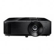 Optoma HD28e videoproyector 3800 lúmenes ANSI DLP 1080p (1920x1080) 3D Proyector para escritorio Negro