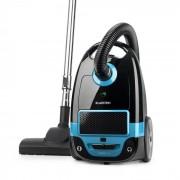 Klarstein Mister Eco Aspirateur traineau filtre HEPA 13 450W - noir & bleu