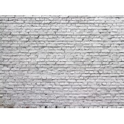 Fototapeta FTNXXL 2402 Fototapeta, vliesová 360x270cm. biela tehlová stena