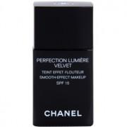Chanel Perfection Lumiére Velvet maquillaje efecto piel seda de acabado mate tono 22 Beige Rosé SPF 15 30 ml