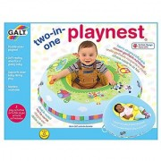 Galt Toys First Years - 2-in-1 Playnest